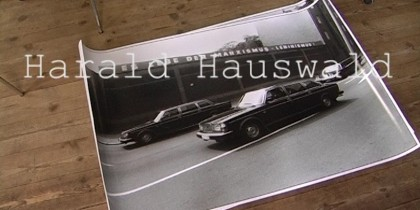 Harald Hauswald – Over Dict